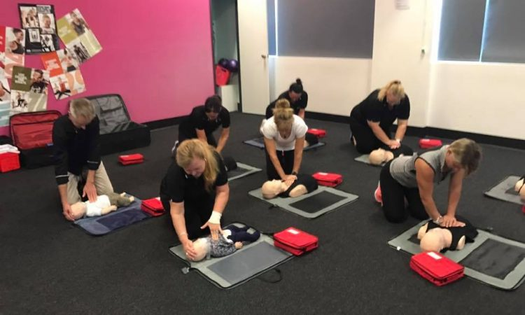 Gold Coast CPR Course